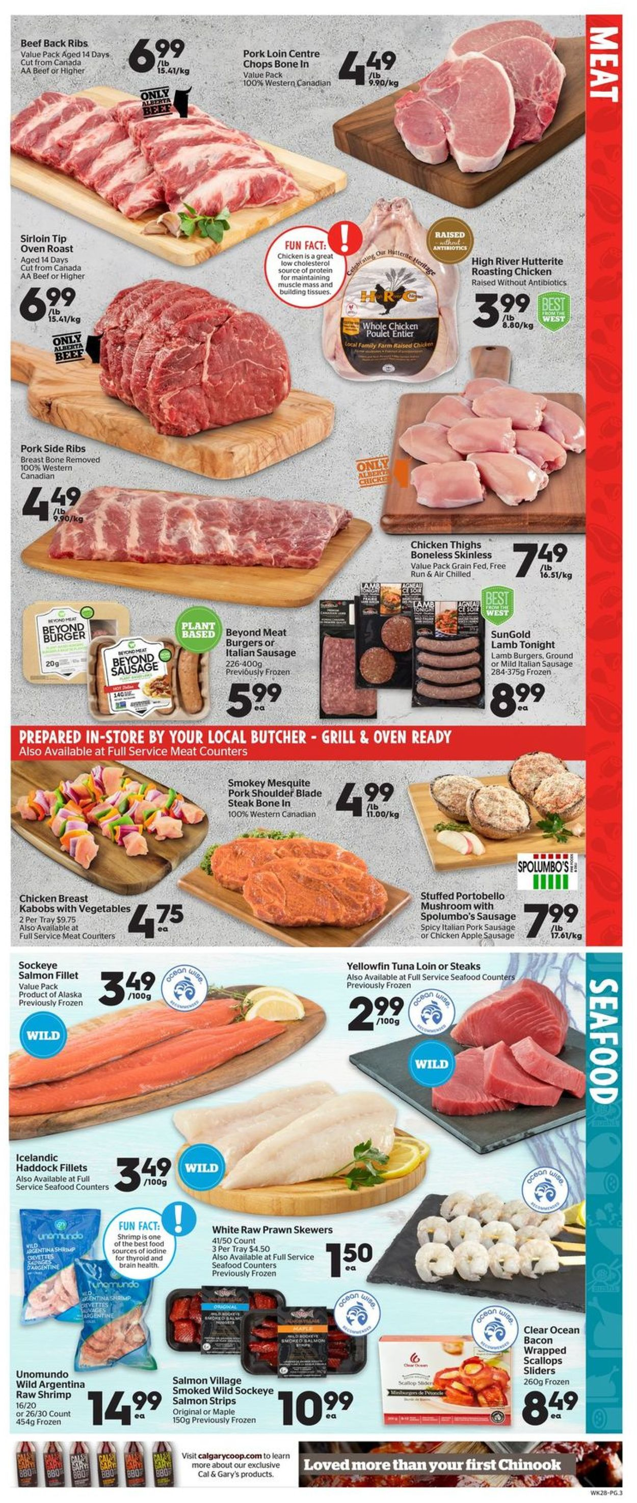 Calgary Co-op Flyer - 05/13-05/19/2021 (Page 3)