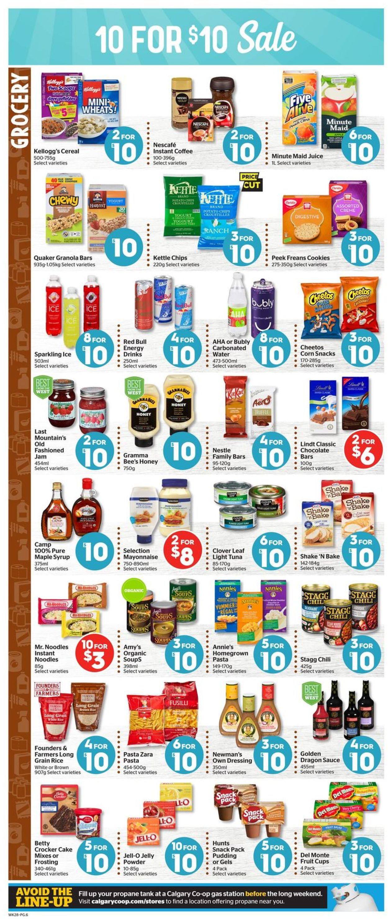 Calgary Co-op Flyer - 05/13-05/19/2021 (Page 6)