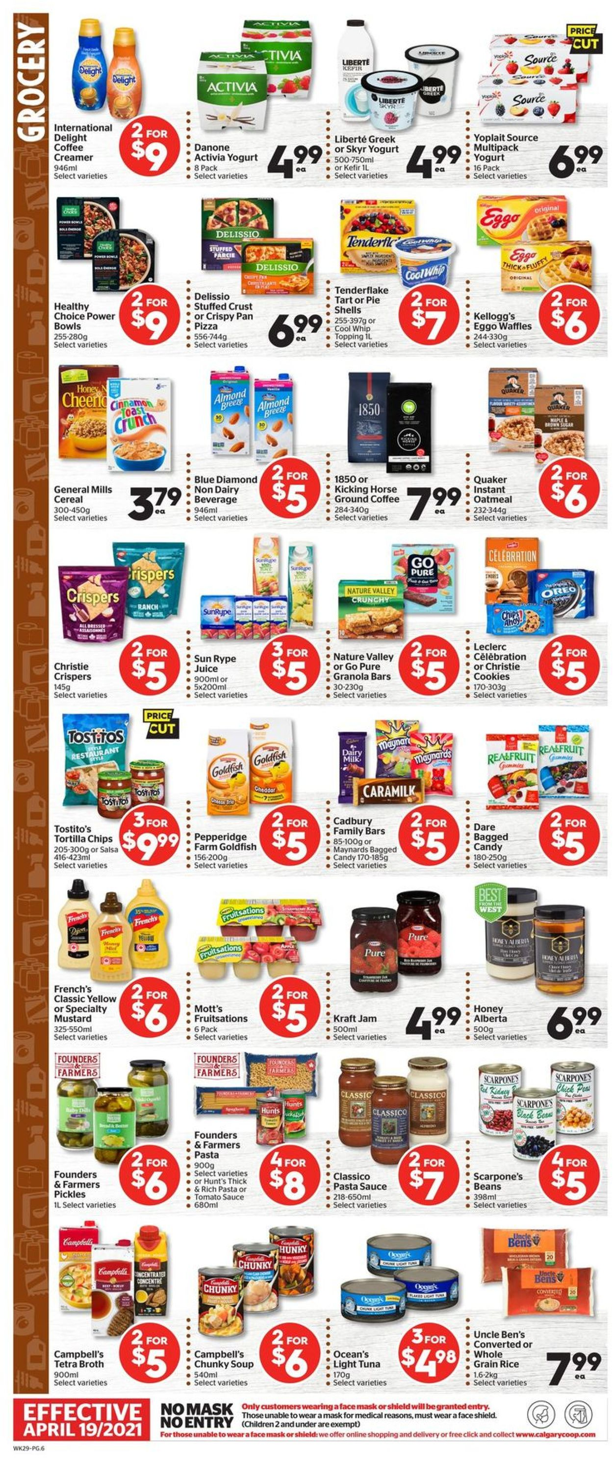 Calgary Co-op Flyer - 05/20-05/26/2021 (Page 6)