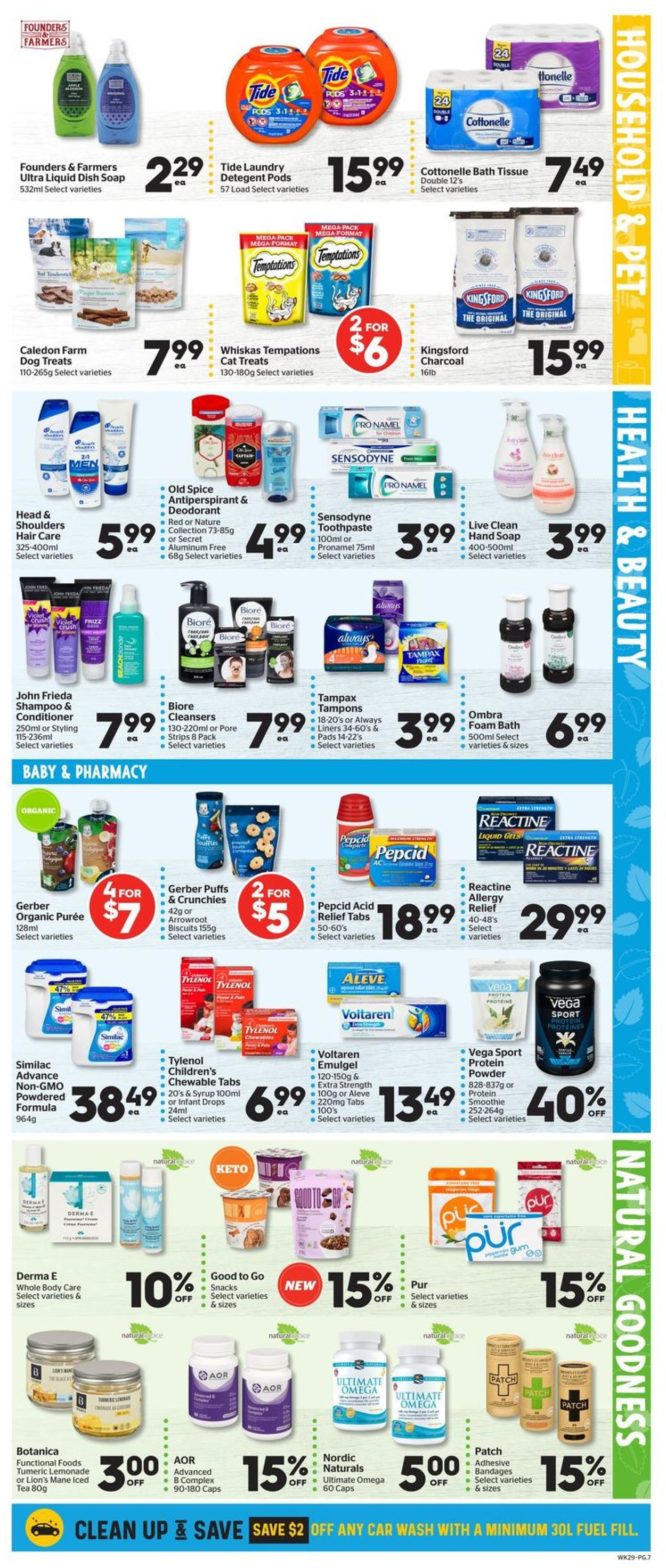 Calgary Co-op Flyer - 05/20-05/26/2021 (Page 7)