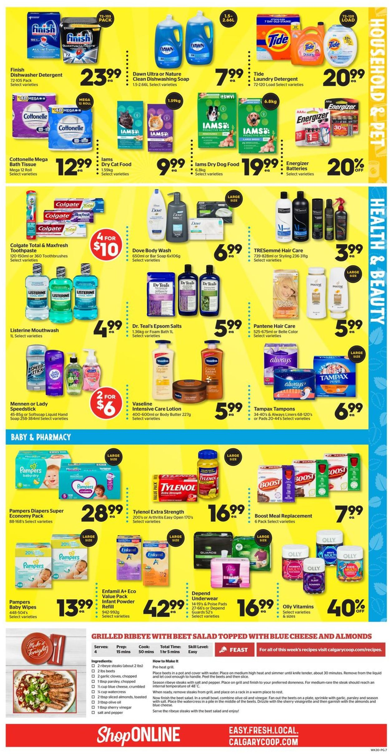 Calgary Co-op Flyer - 05/27-06/02/2021 (Page 7)