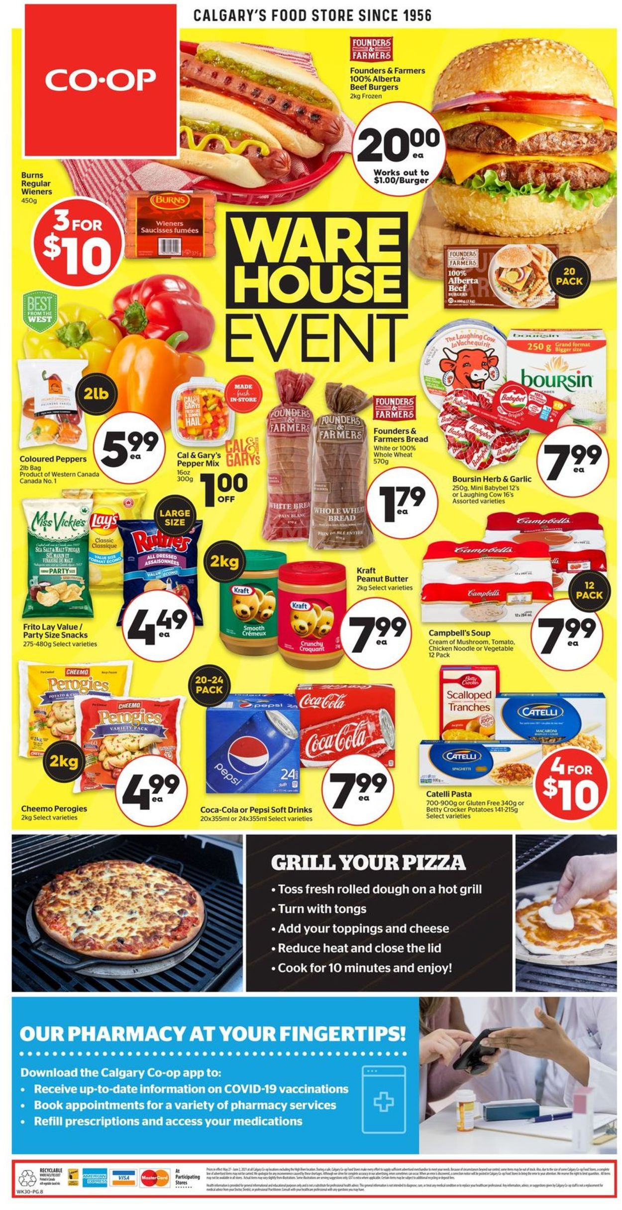Calgary Co-op Flyer - 05/27-06/02/2021 (Page 8)