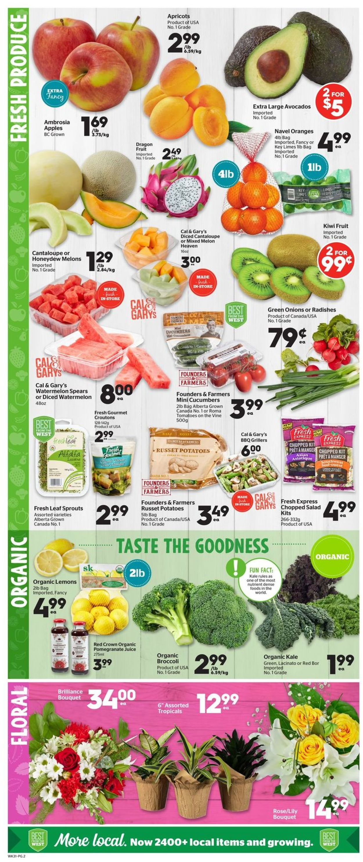 Calgary Co-op Flyer - 06/03-06/09/2021 (Page 2)
