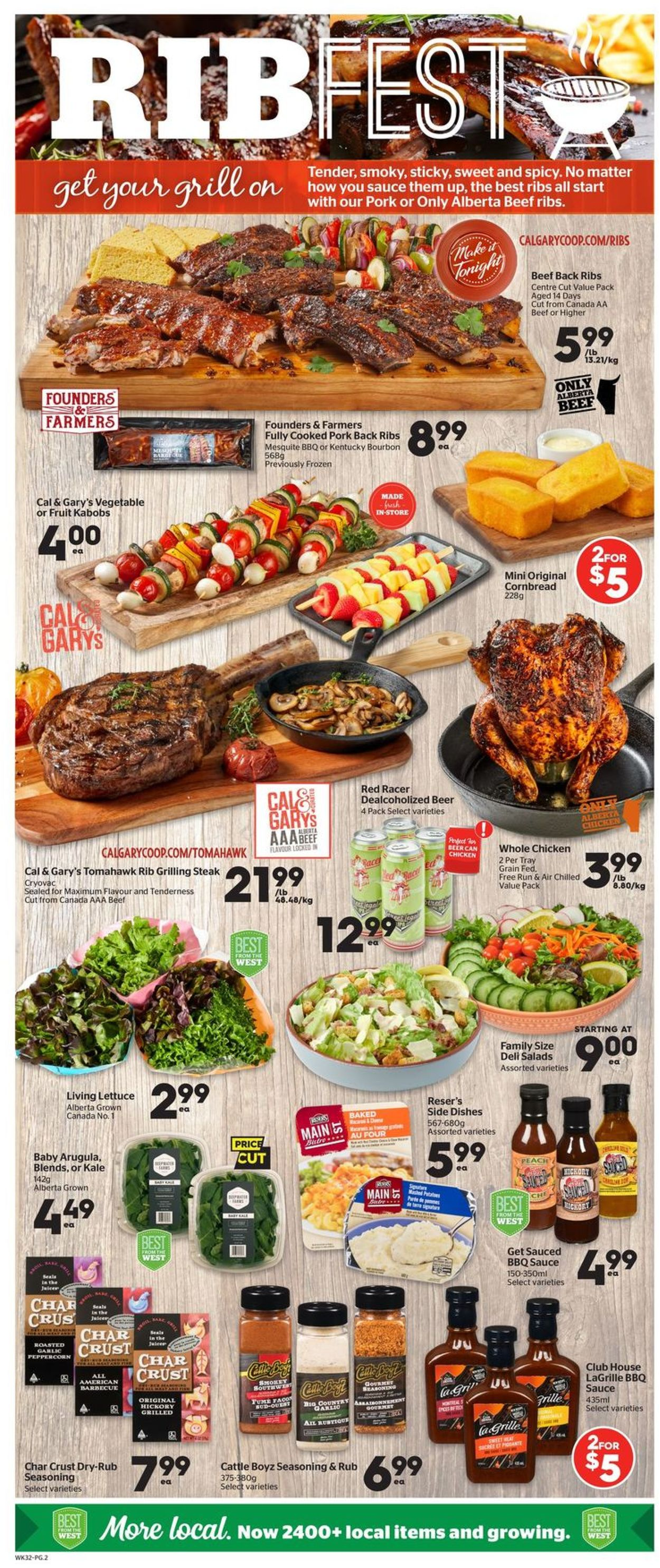 Calgary Co-op Flyer - 06/10-06/16/2021 (Page 2)