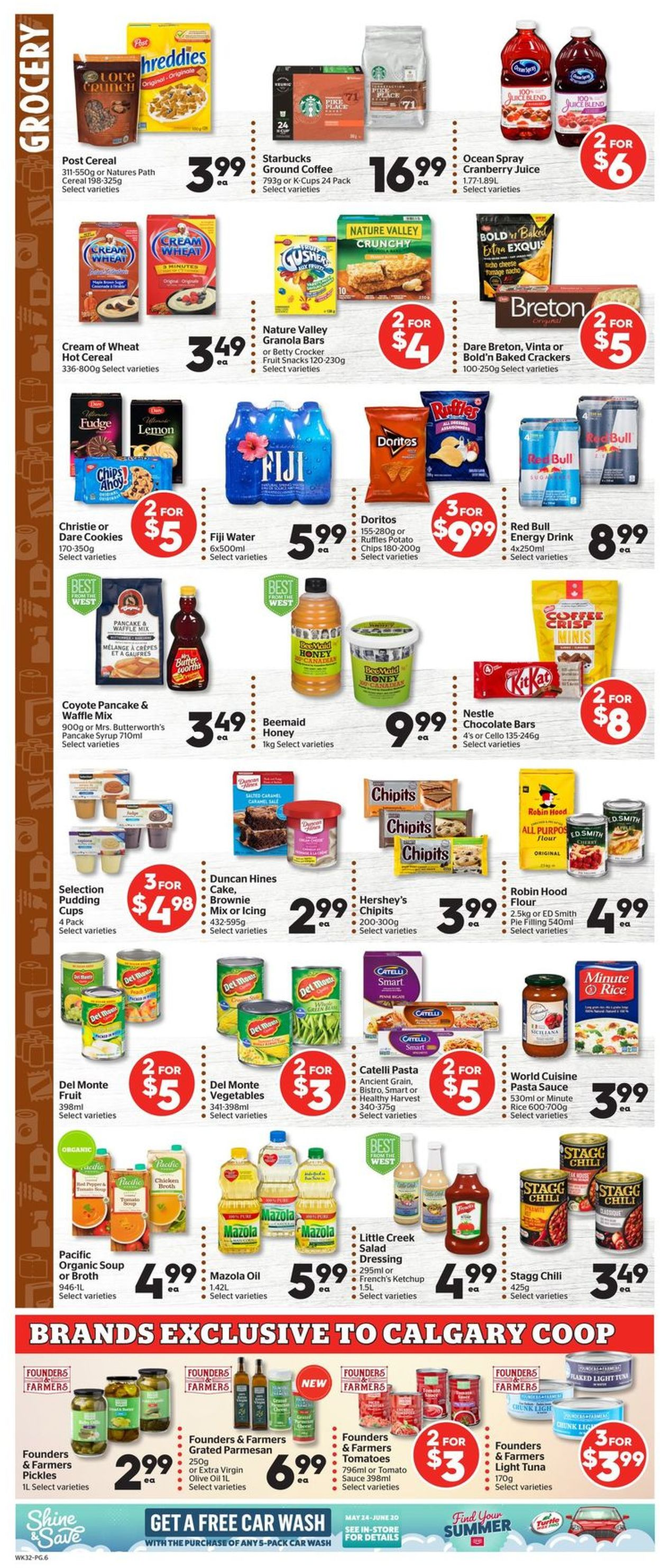 Calgary Co-op Flyer - 06/10-06/16/2021 (Page 6)