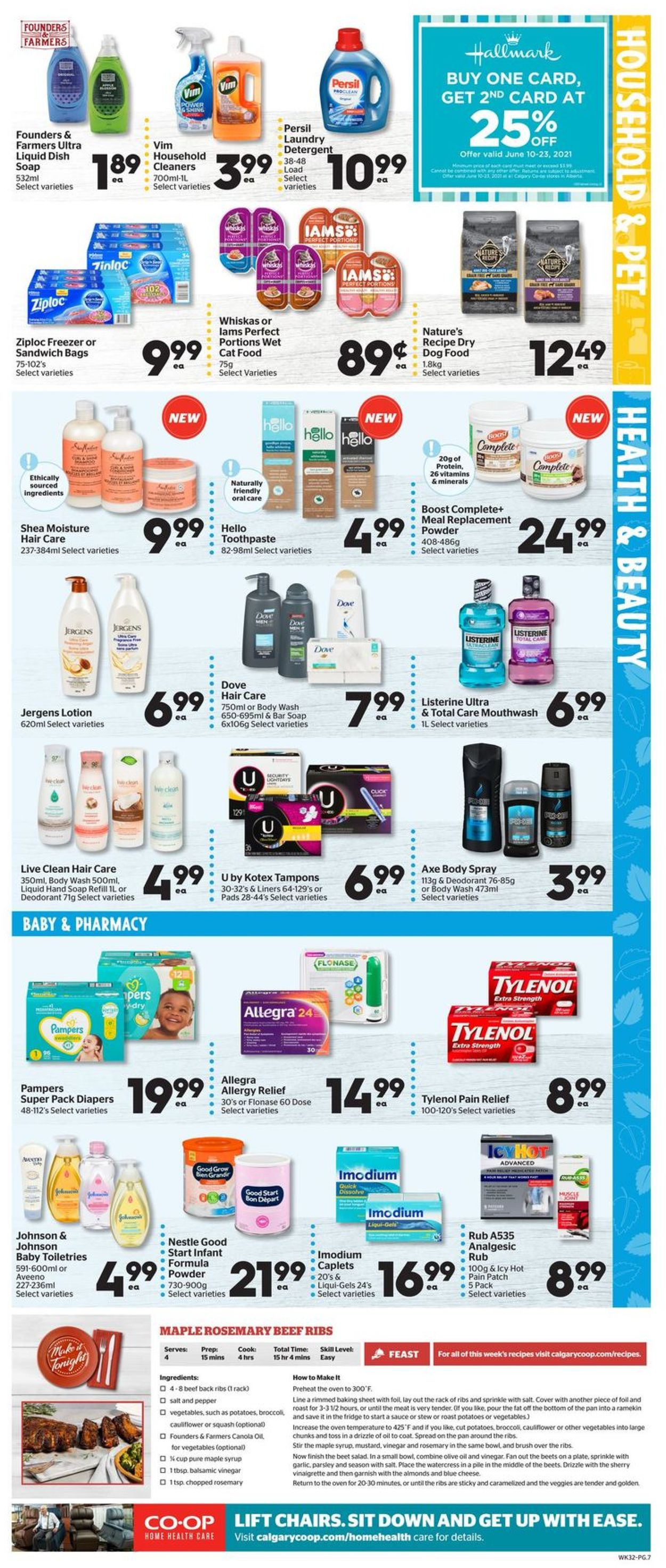 Calgary Co-op Flyer - 06/10-06/16/2021 (Page 7)