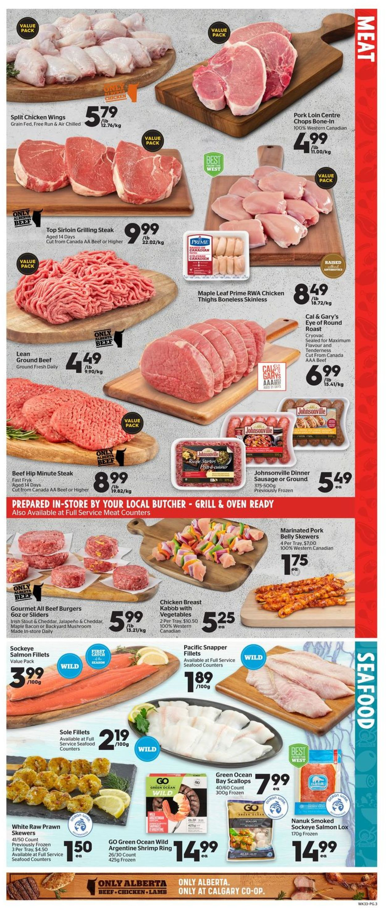 Calgary Co-op Flyer - 06/17-06/23/2021 (Page 3)