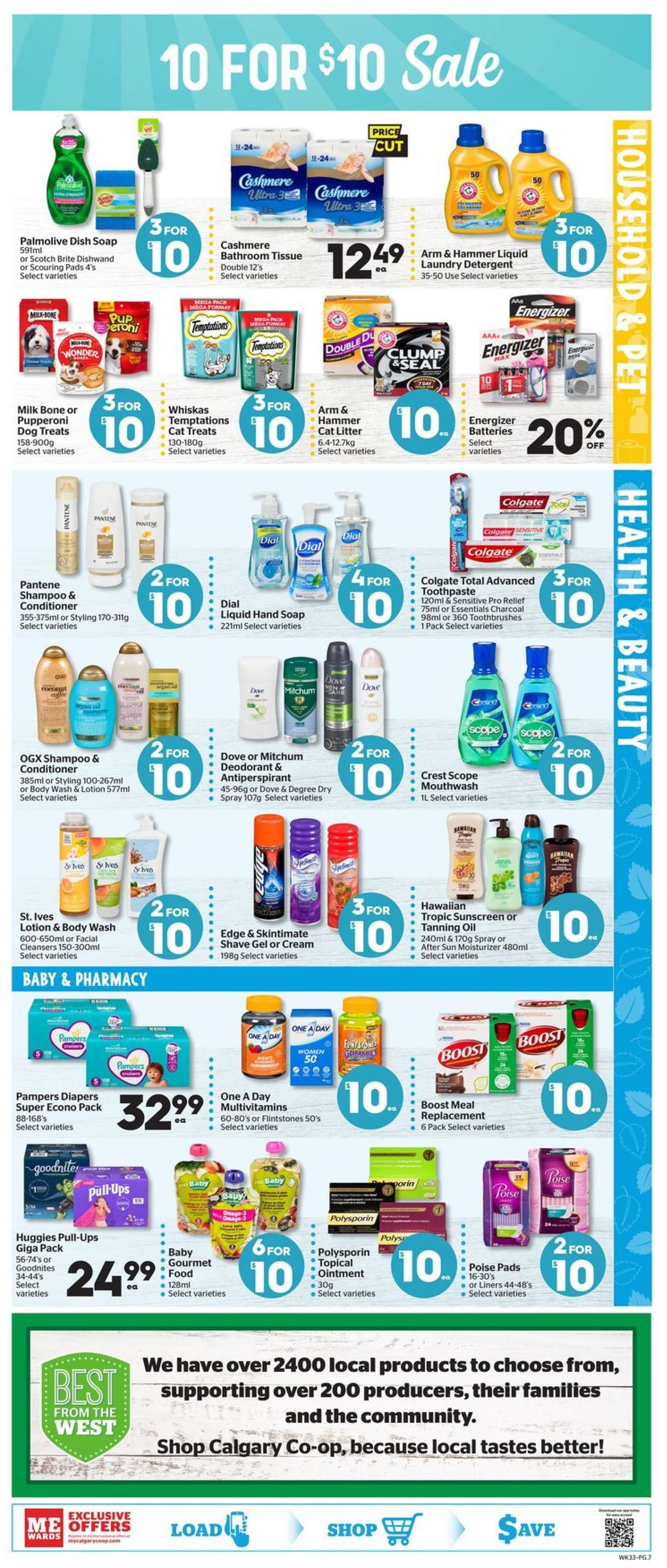 Calgary Co-op Flyer - 06/17-06/23/2021 (Page 7)
