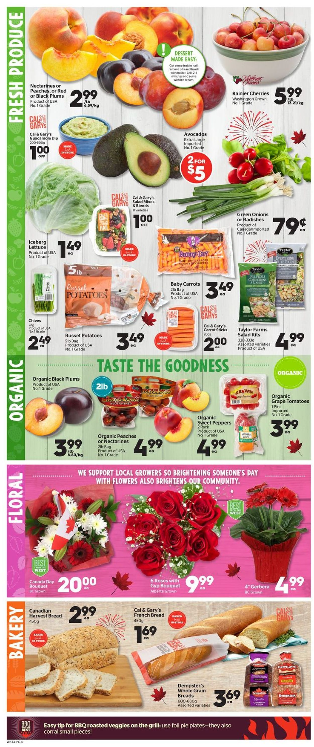 Calgary Co-op Flyer - 06/24-06/30/2021 (Page 4)