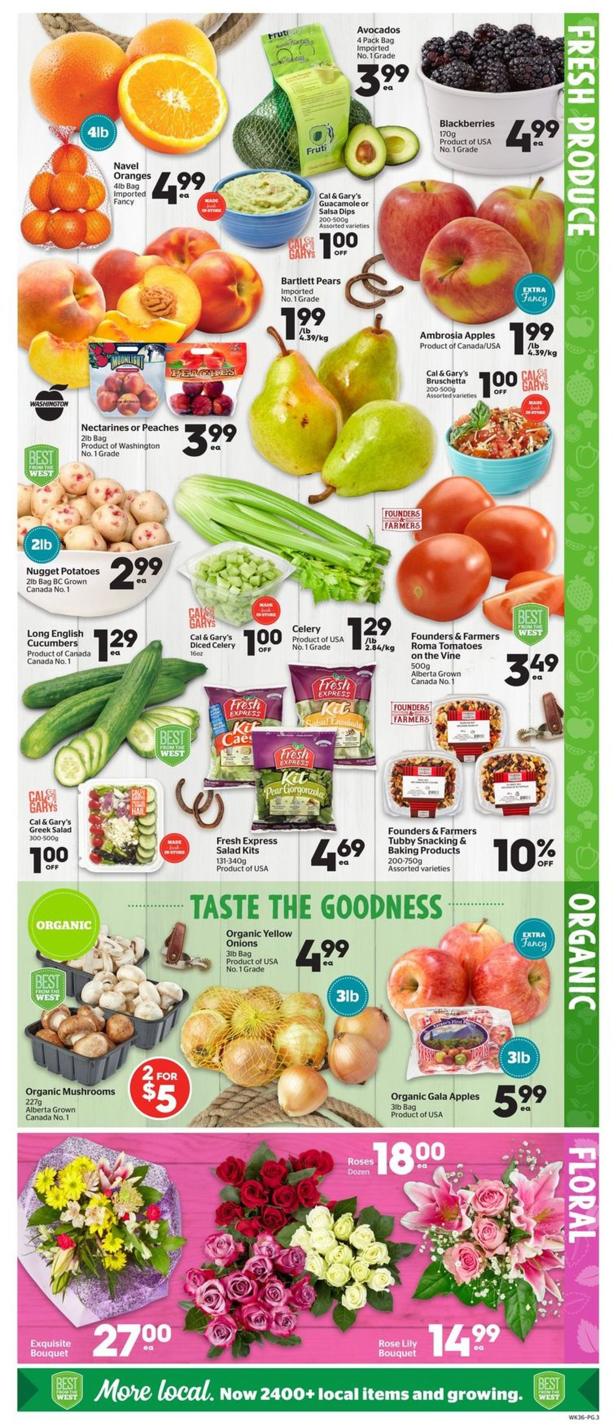 Calgary Co-op Flyer - 07/08-07/14/2021 (Page 4)