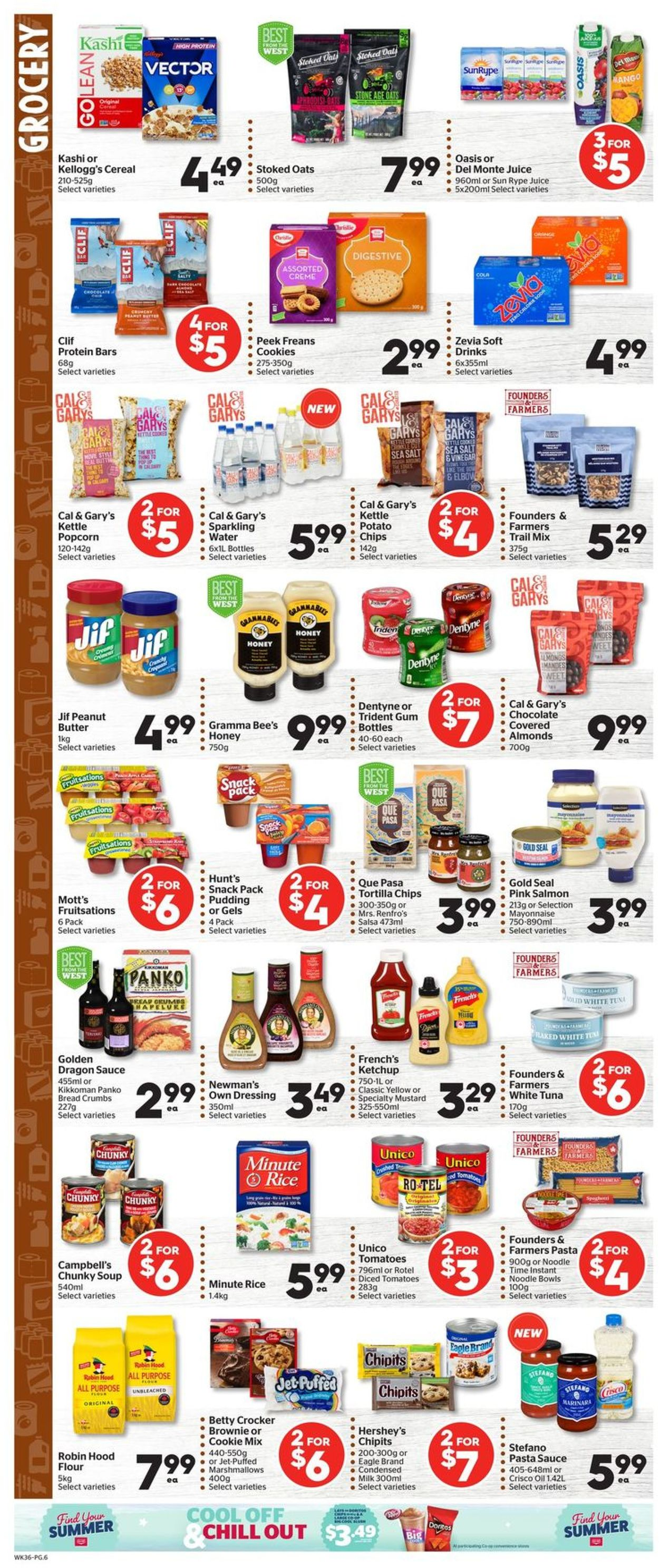 Calgary Co-op Flyer - 07/08-07/14/2021 (Page 8)