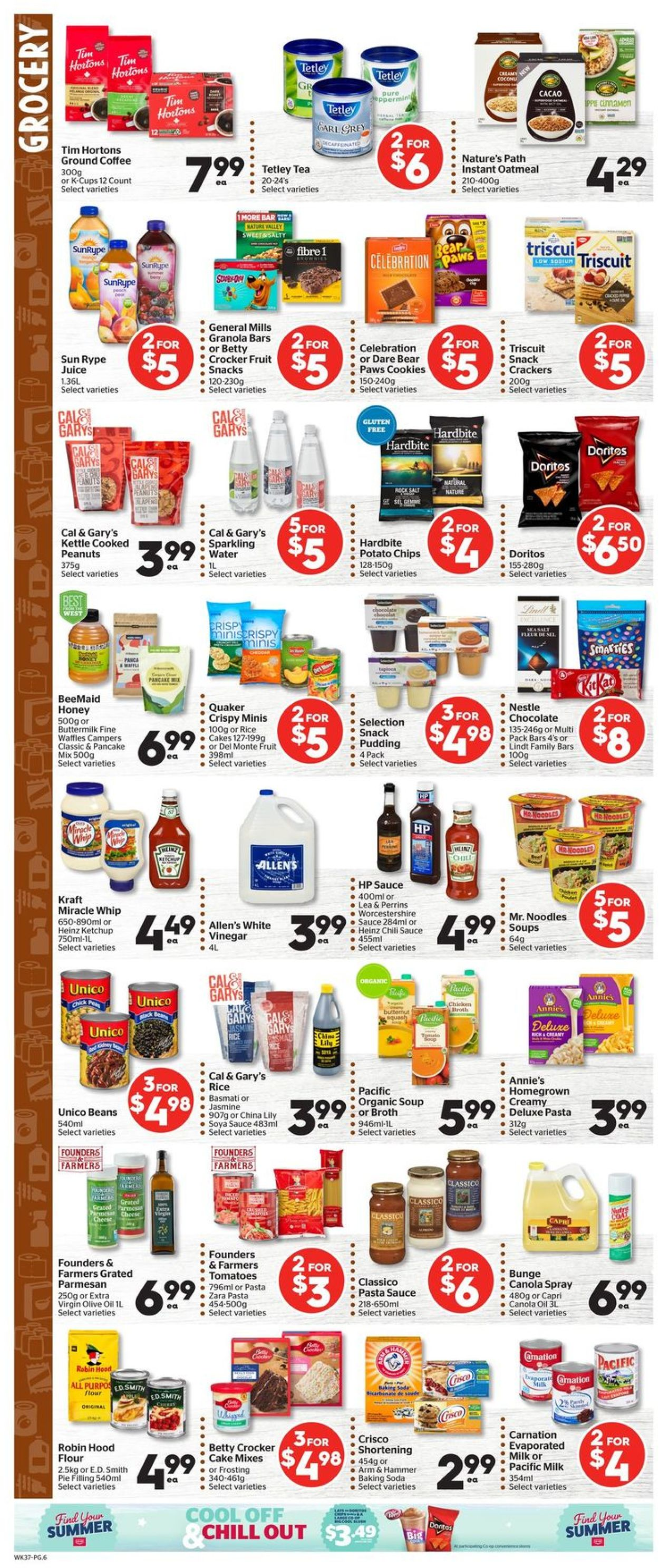 Calgary Co-op Flyer - 07/15-07/21/2021 (Page 8)