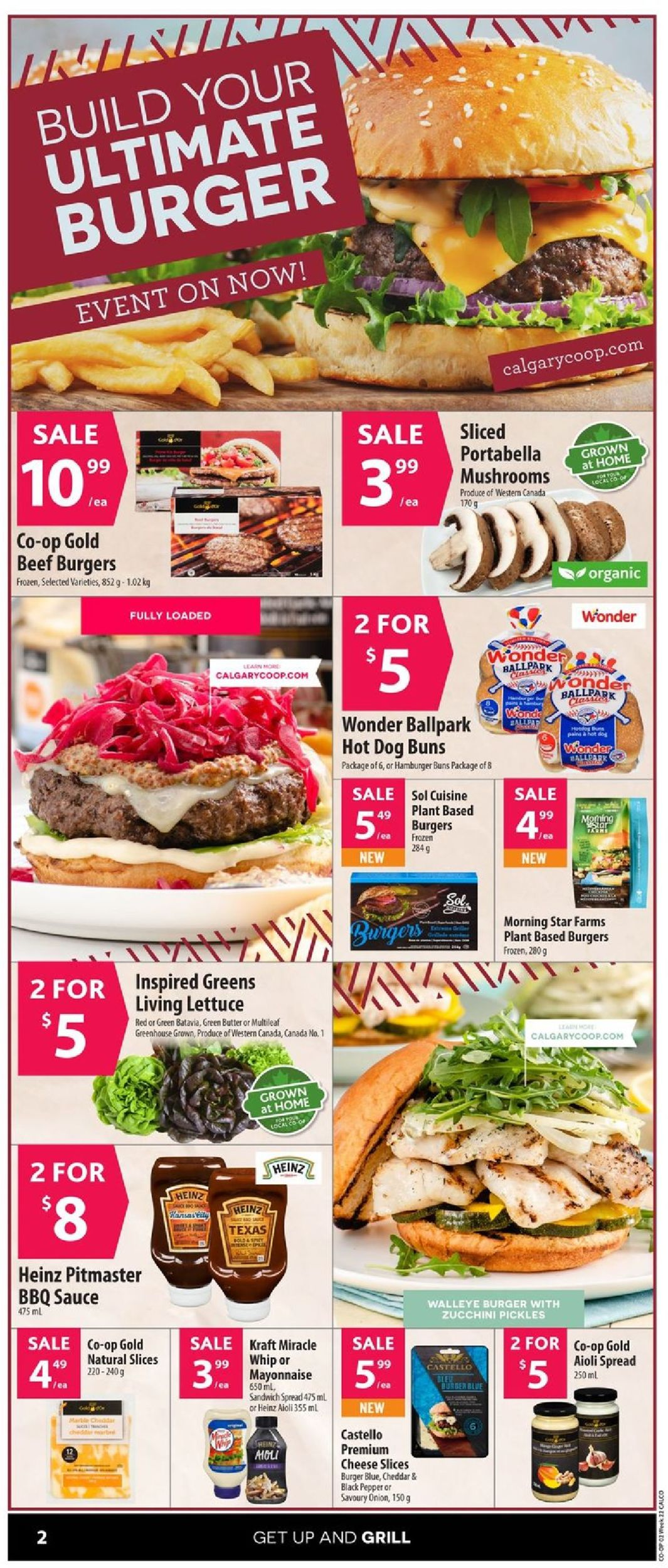 Calgary Co-op Flyer - 05/23-05/29/2019 (Page 3)