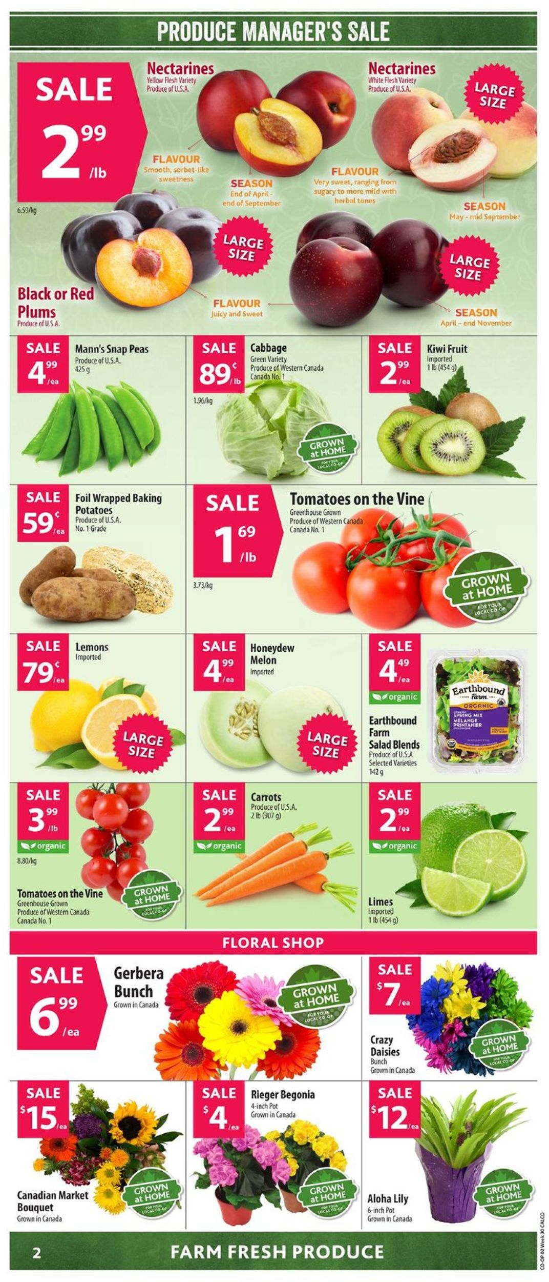 Calgary Co-op Flyer - 07/18-07/24/2019 (Page 4)
