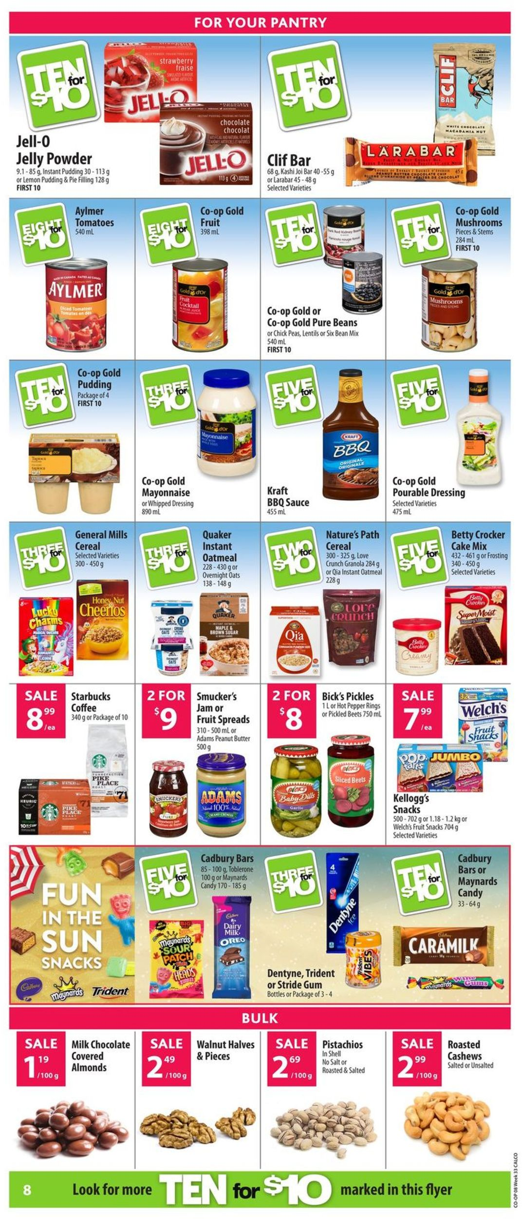 Calgary Co-op Flyer - 08/08-08/14/2019 (Page 9)