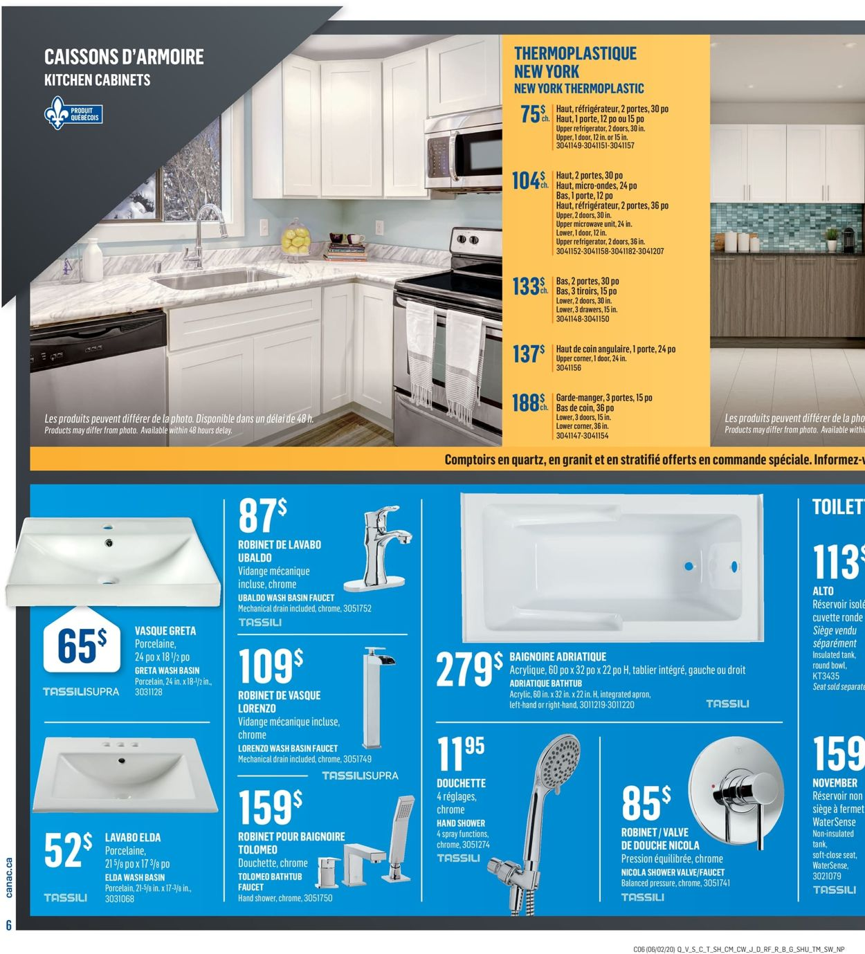 Canac Flyer - 02/06-02/12/2020 (Page 6)