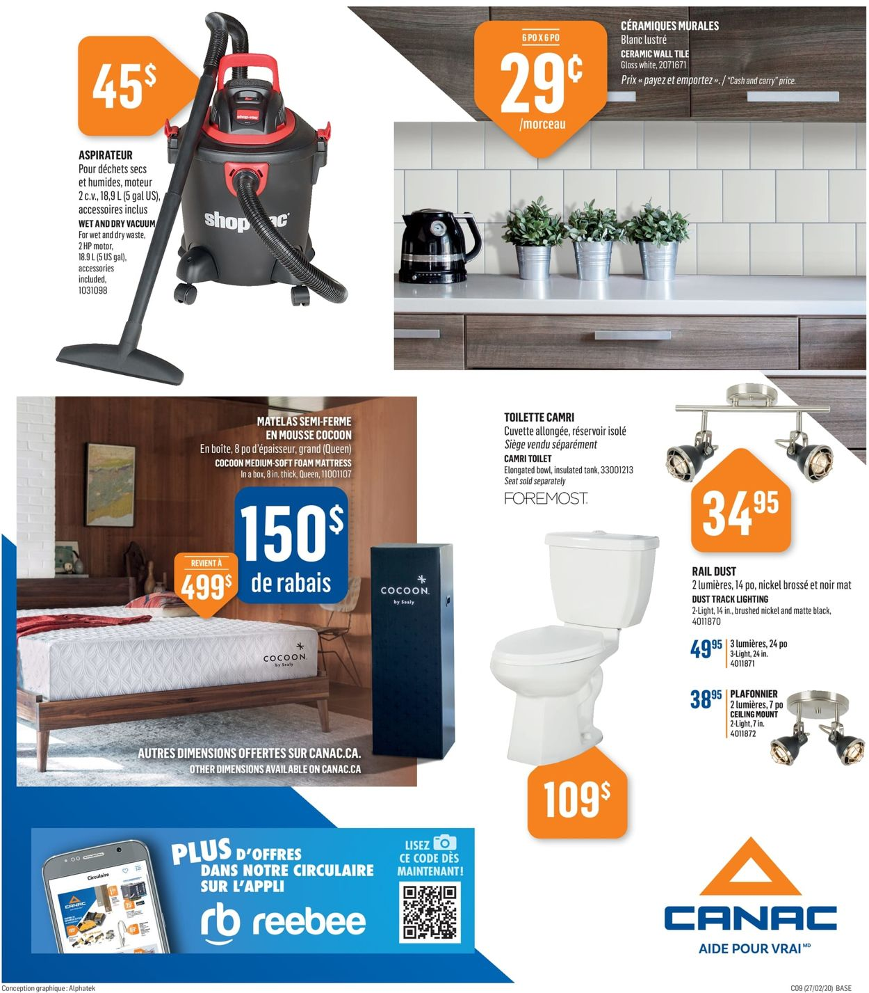 Canac Flyer - 02/27-03/04/2020 (Page 12)