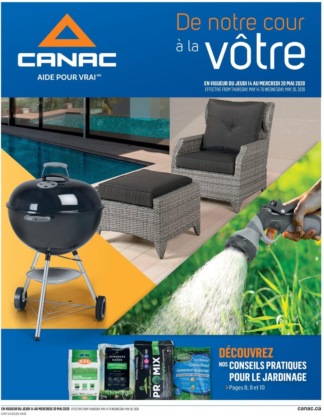 Canac Flyer - 05/14-05/20/2020