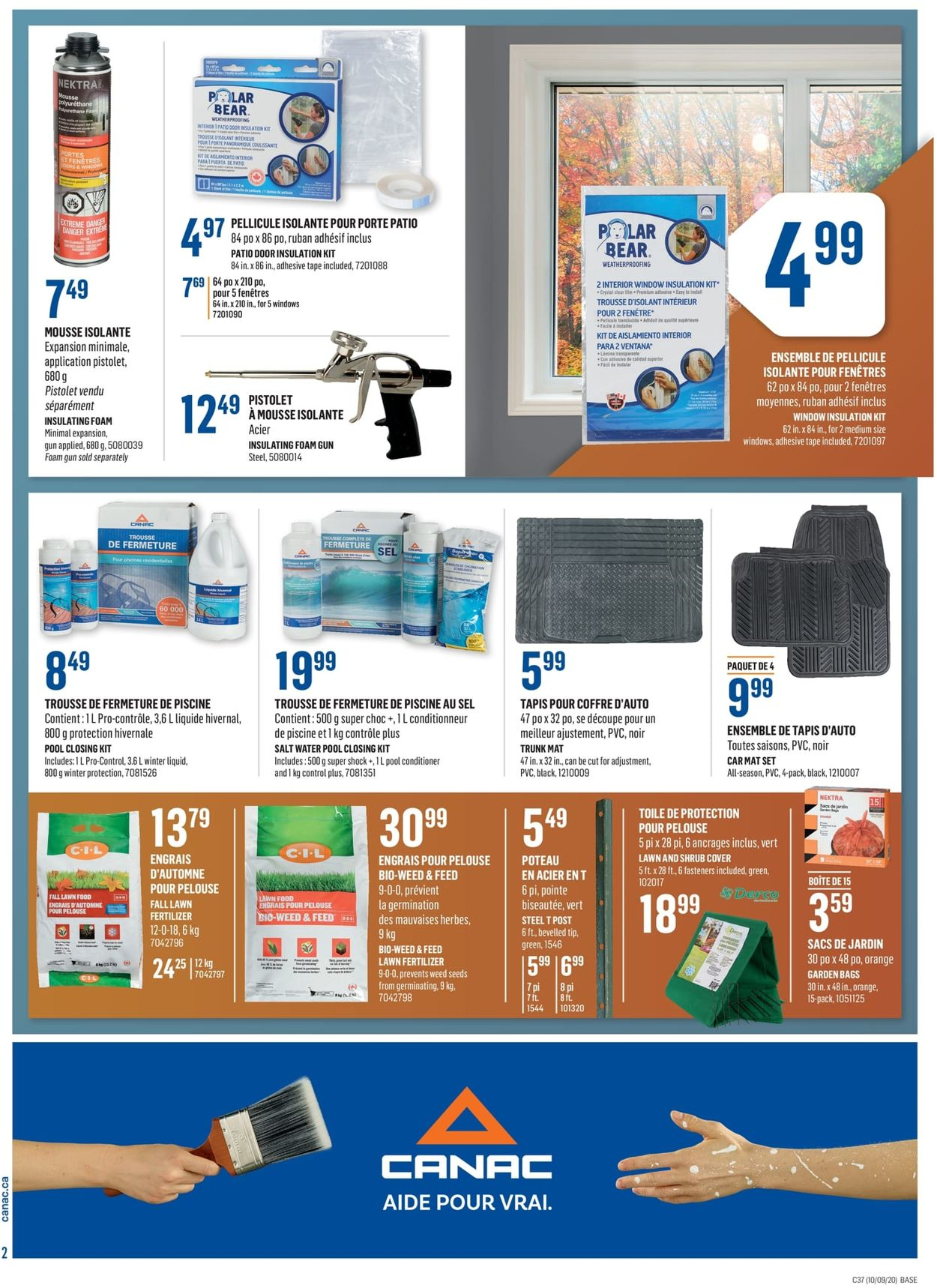 Canac Flyer - 09/10-09/16/2020 (Page 2)