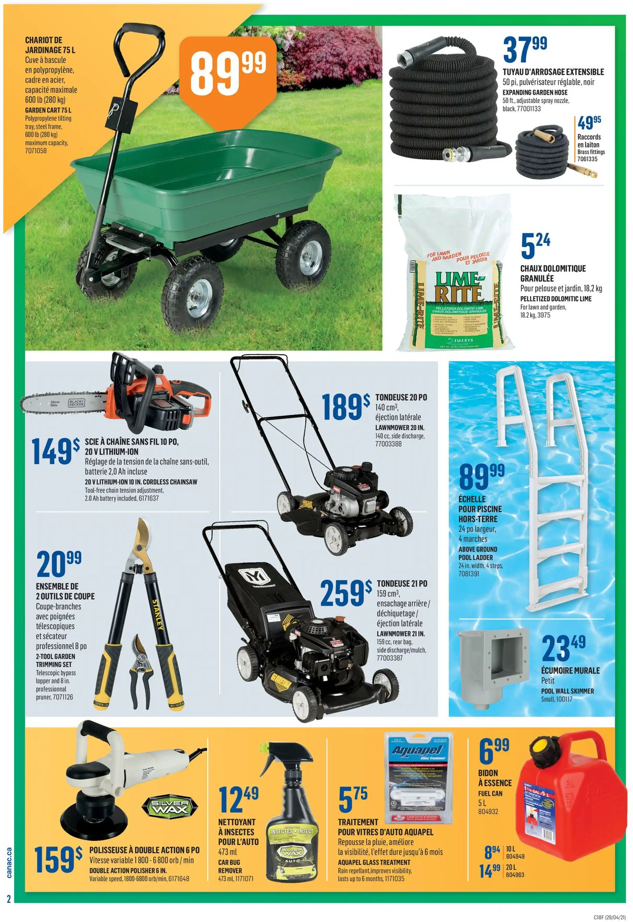 Canac Flyer - 04/29-05/05/2021 (Page 2)