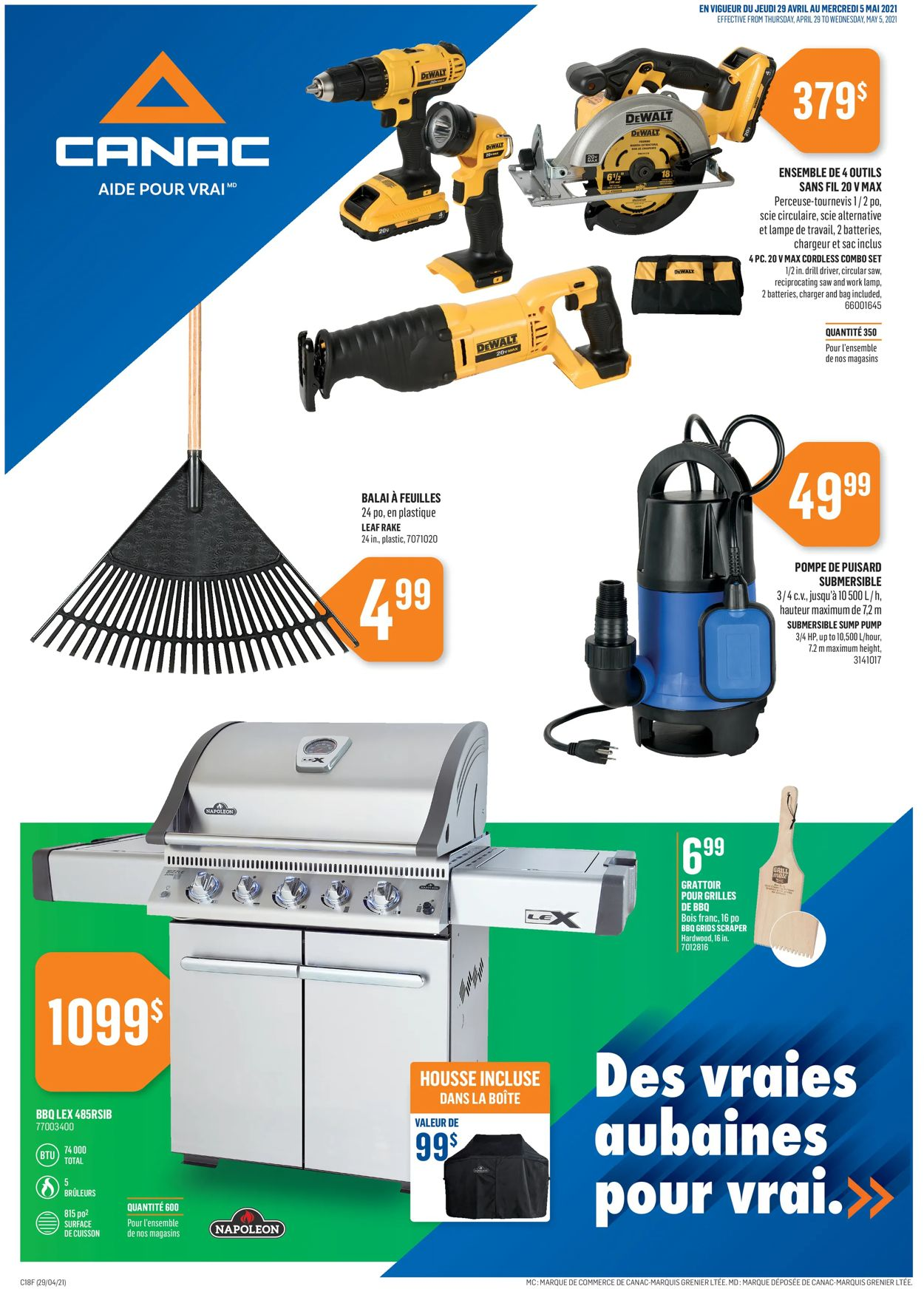 Canac Flyer - 04/29-05/05/2021 (Page 4)