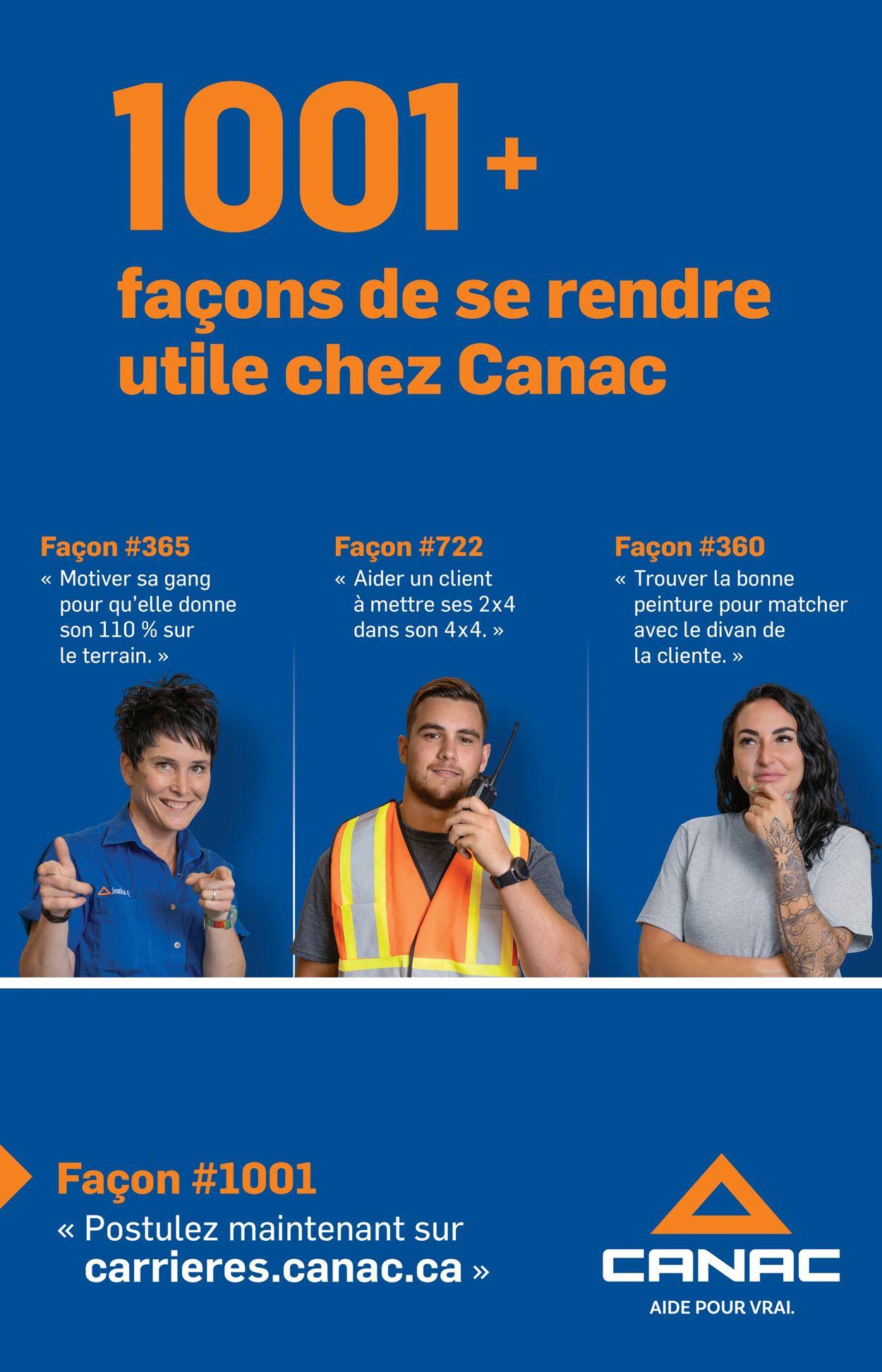 Canac Flyer - 10/07-10/20/2021