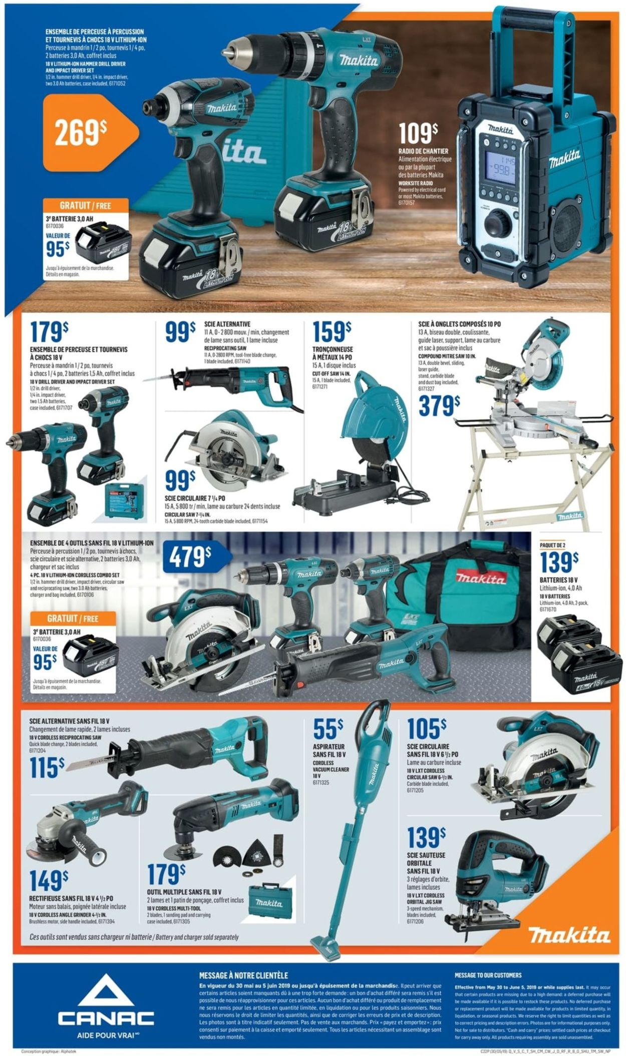 Canac Flyer - 05/30-06/05/2019 (Page 4)