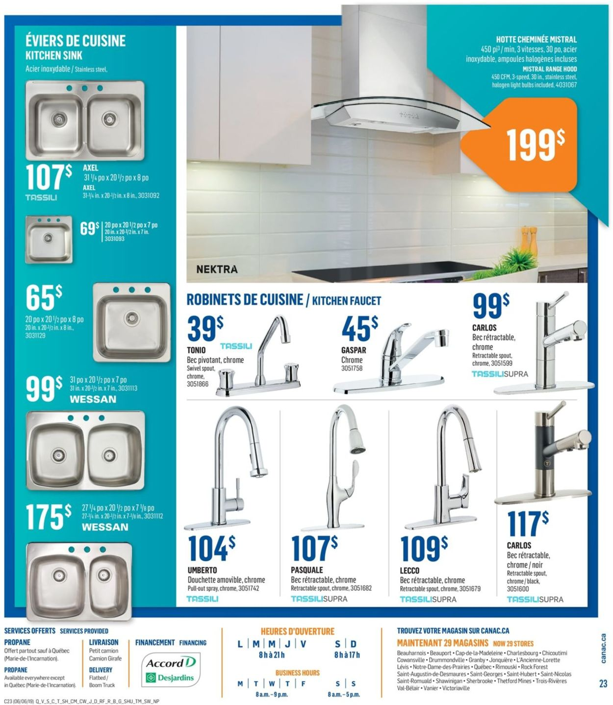Canac Flyer - 06/06-06/12/2019 (Page 23)