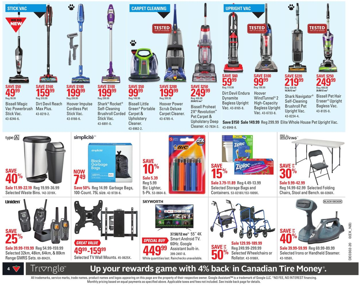 Canadian Tire Flyer - 01/03-01/09/2020 (Page 4)