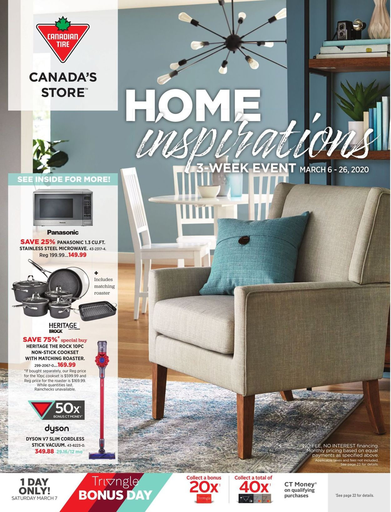 Canadian Tire Flyer - 03/06-03/26/2020