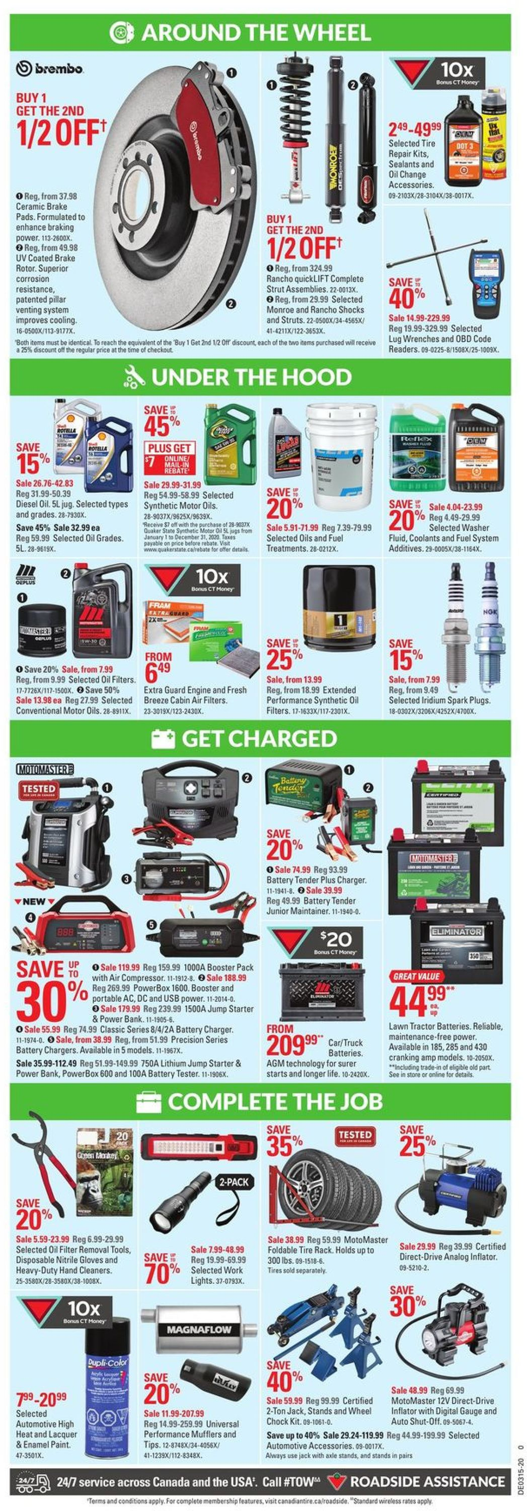 Canadian Tire Flyer - 04/03-04/09/2020 (Page 3)
