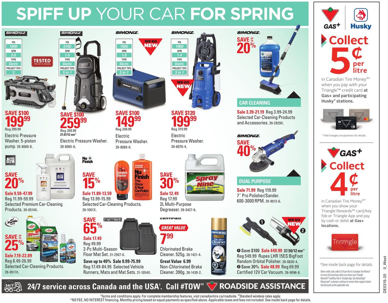 Canadian Tire Flyer - 04/03-04/09/2020 (Page 30)
