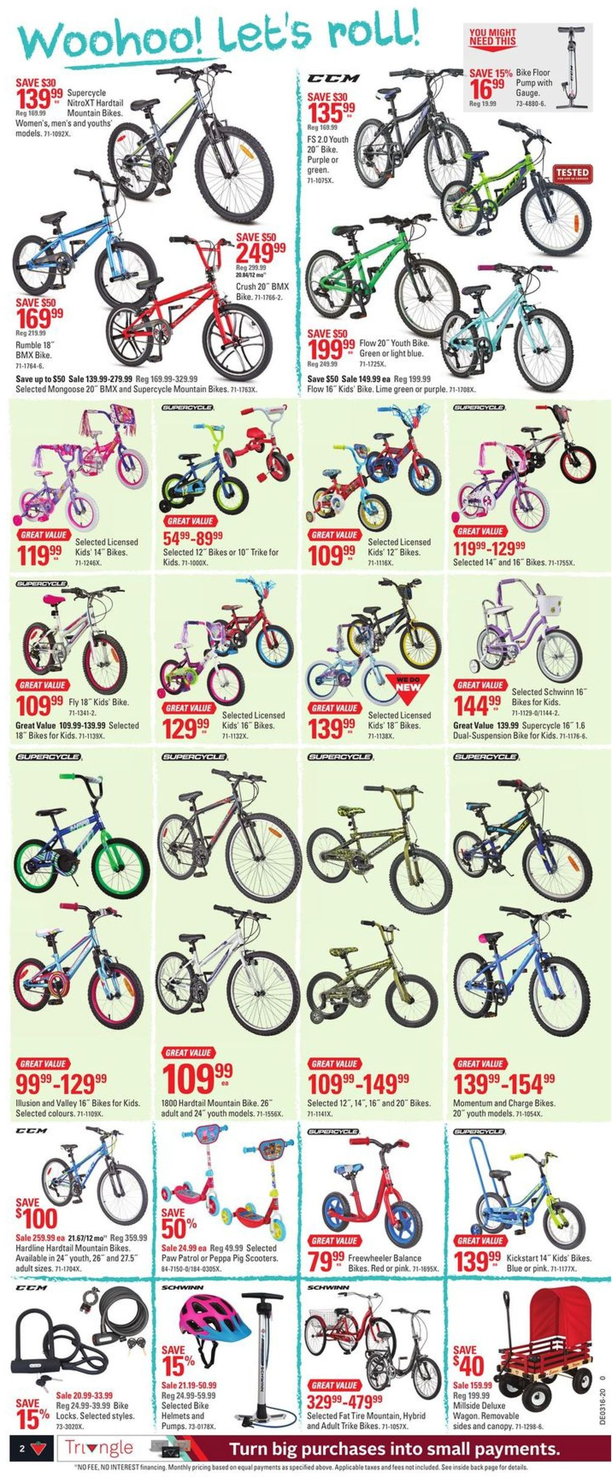 Canadian Tire Flyer - 04/09-04/15/2020 (Page 2)