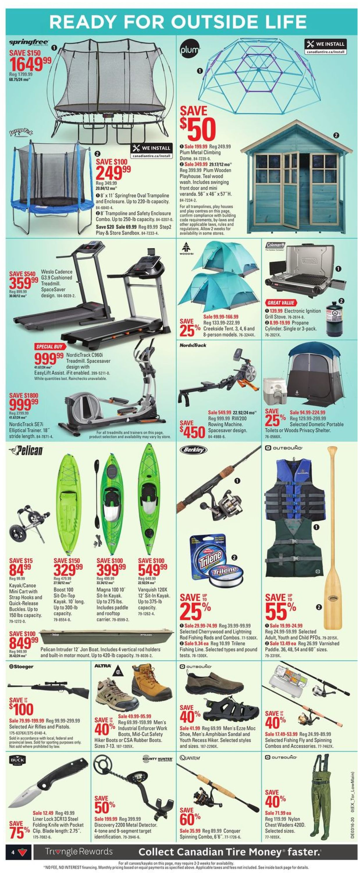 Canadian Tire Flyer - 04/09-04/15/2020 (Page 4)