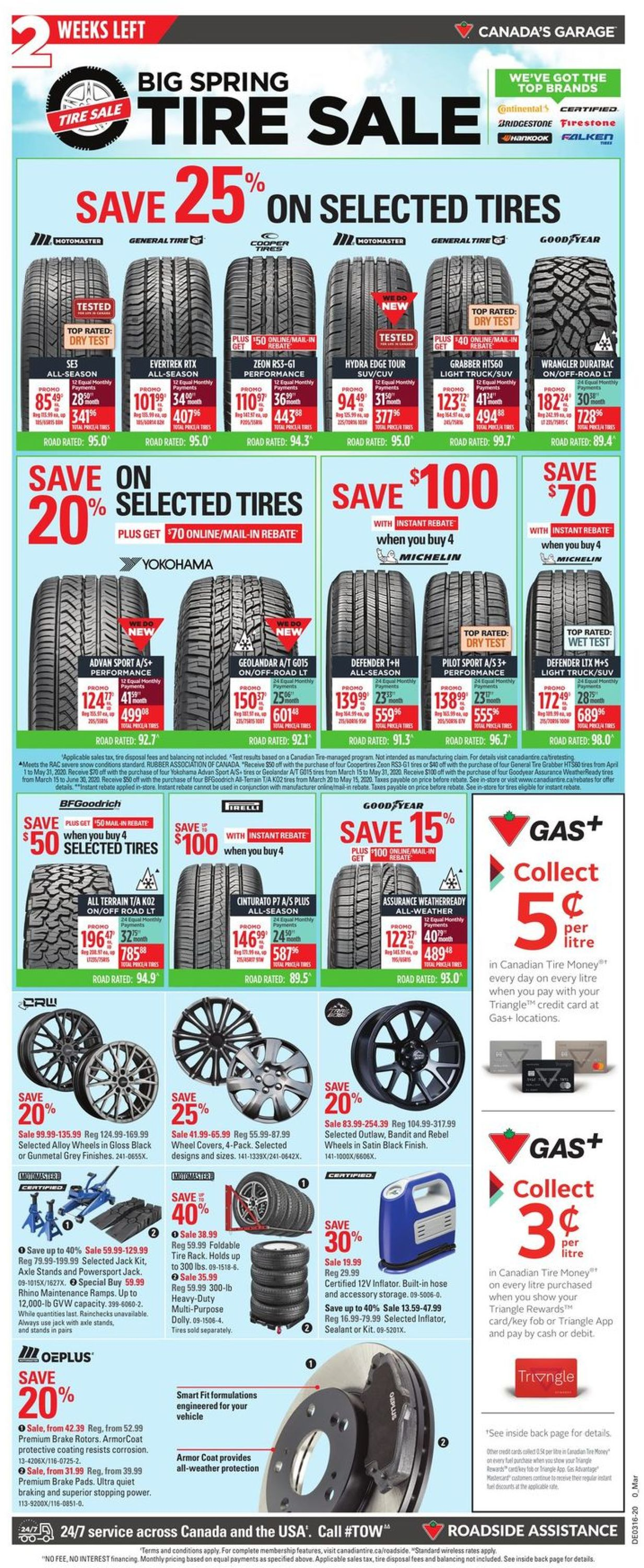 Canadian Tire Flyer - 04/09-04/15/2020 (Page 20)