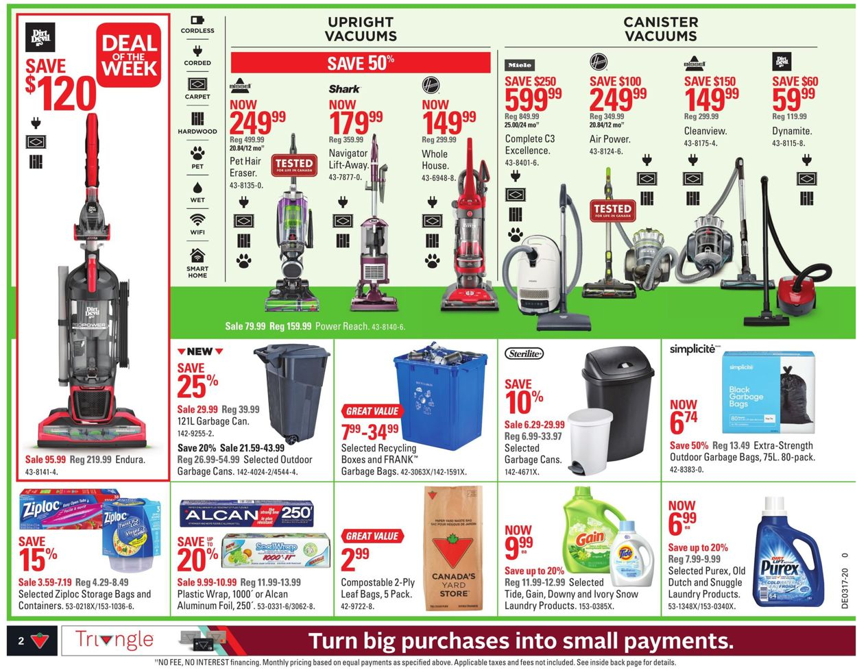 Canadian Tire Flyer - 04/17-04/23/2020 (Page 2)