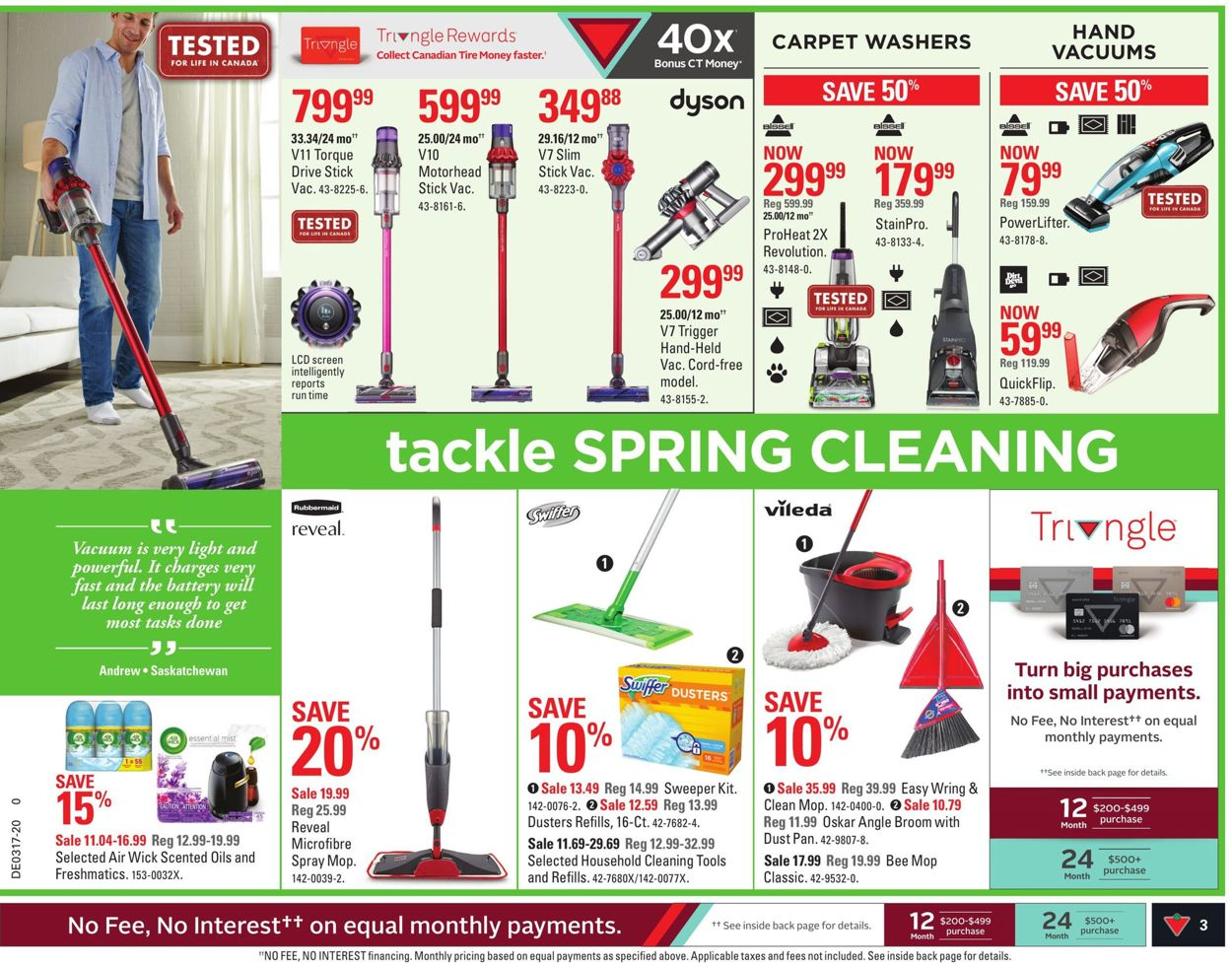 Canadian Tire Flyer - 04/17-04/23/2020 (Page 3)
