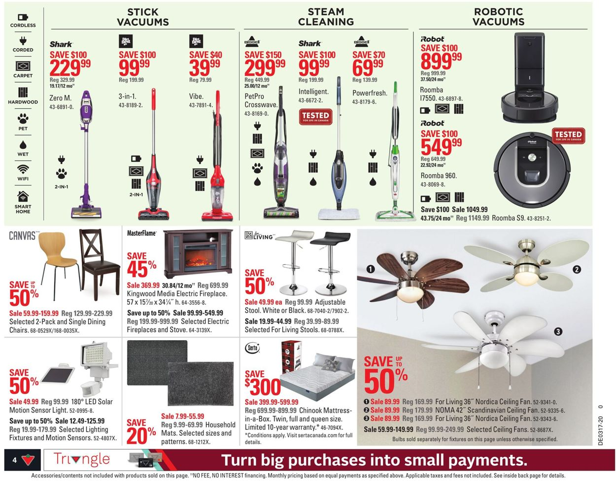Canadian Tire Flyer - 04/17-04/23/2020 (Page 4)