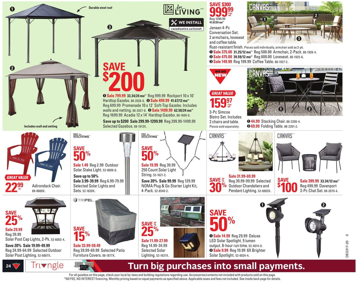 Canadian Tire Flyer - 04/17-04/23/2020 (Page 24)