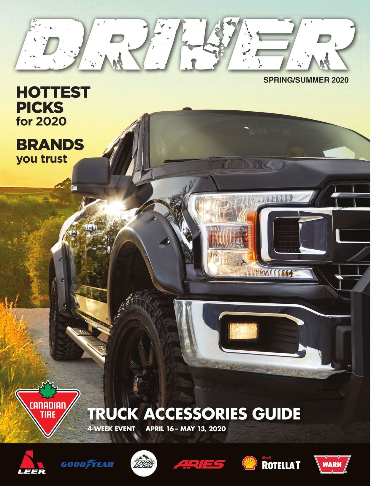 Canadian Tire Flyer - 04/17-05/14/2020