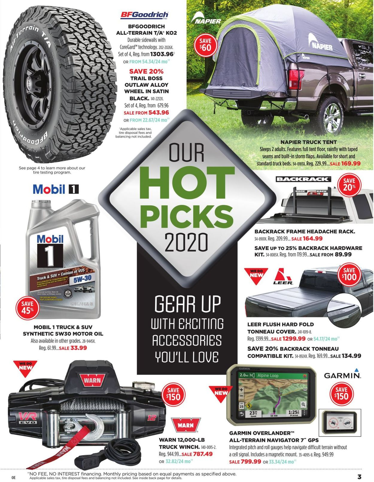 Canadian Tire Flyer - 04/17-05/14/2020 (Page 3)