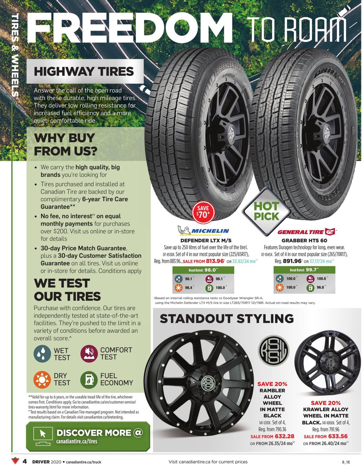 Canadian Tire Flyer - 04/17-05/14/2020 (Page 4)
