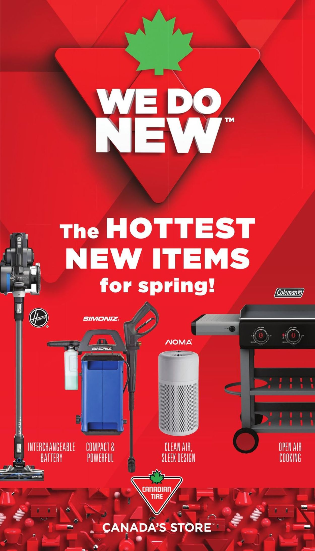 Canadian Tire Flyer - 04/24-05/21/2020