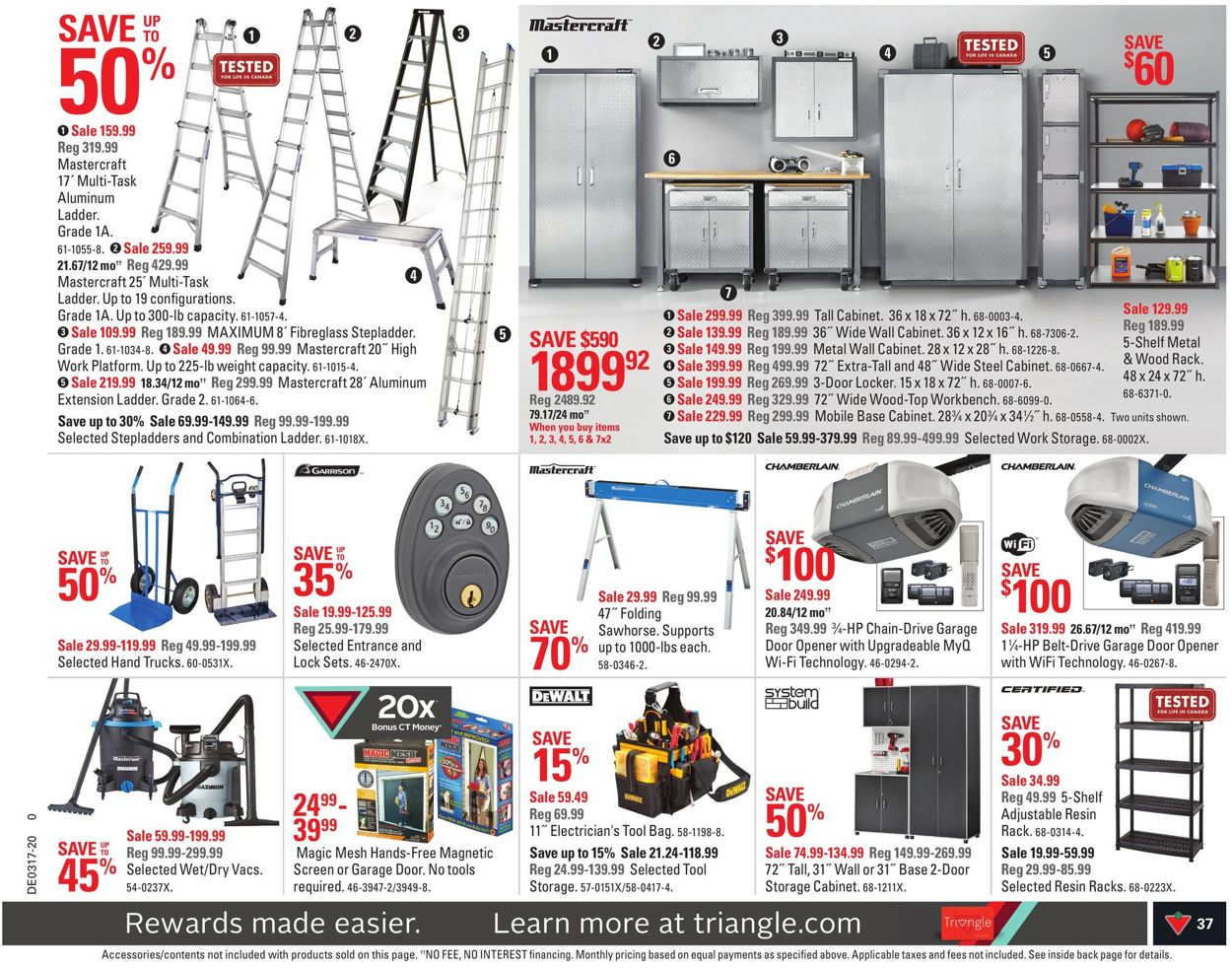 Canadian Tire Flyer - 04/16-04/22/2020 (Page 39)