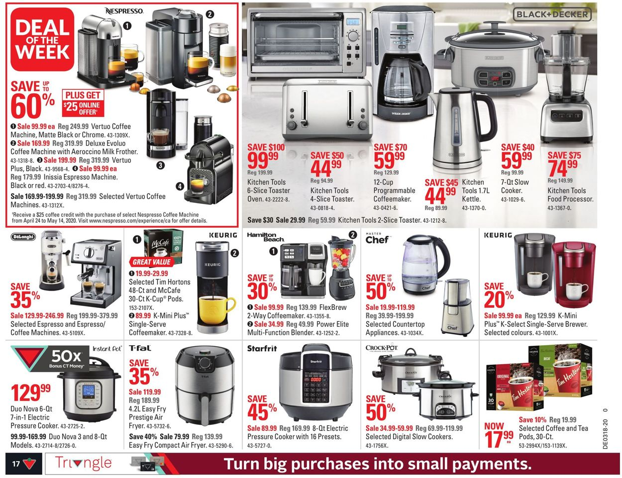 Canadian Tire Flyer - 04/24-04/30/2020 (Page 28)