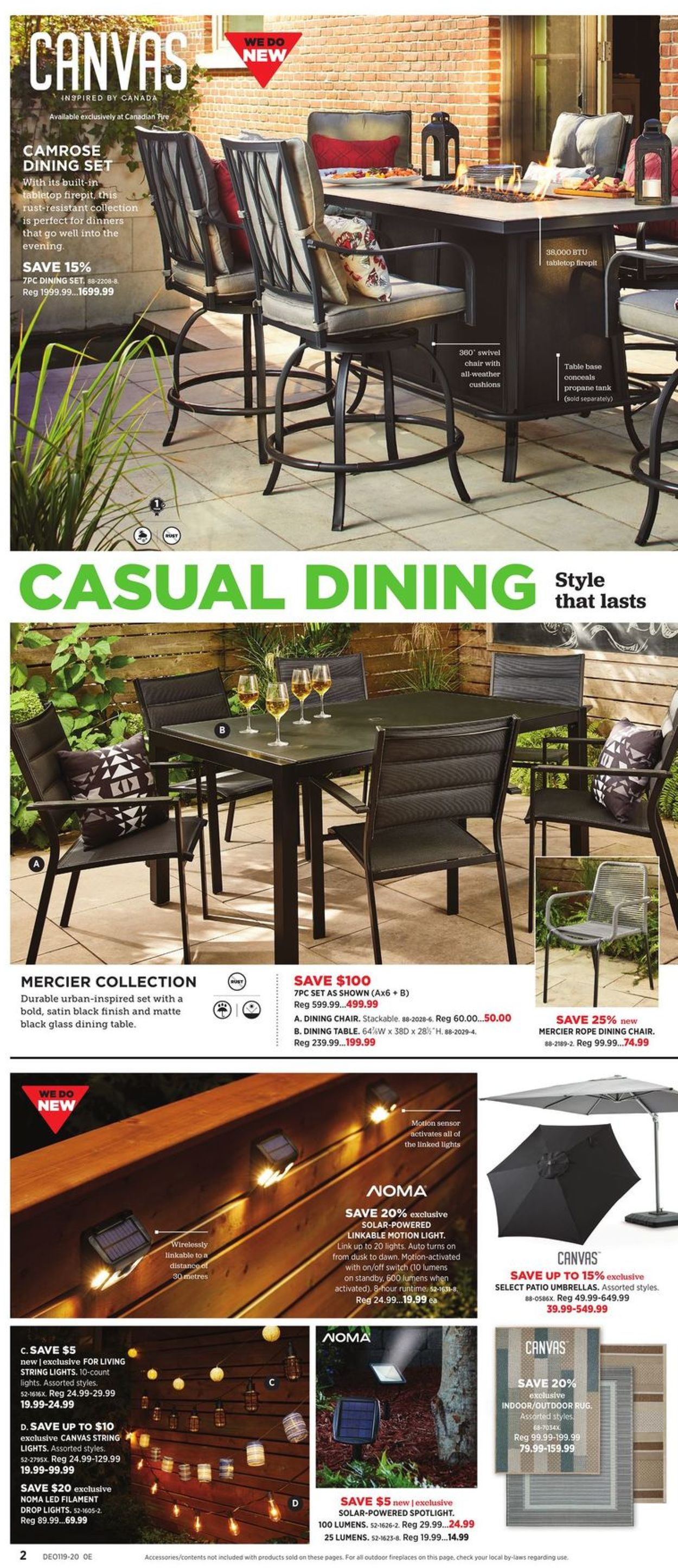 Canadian Tire Flyer - 05/01-05/21/2020 (Page 2)