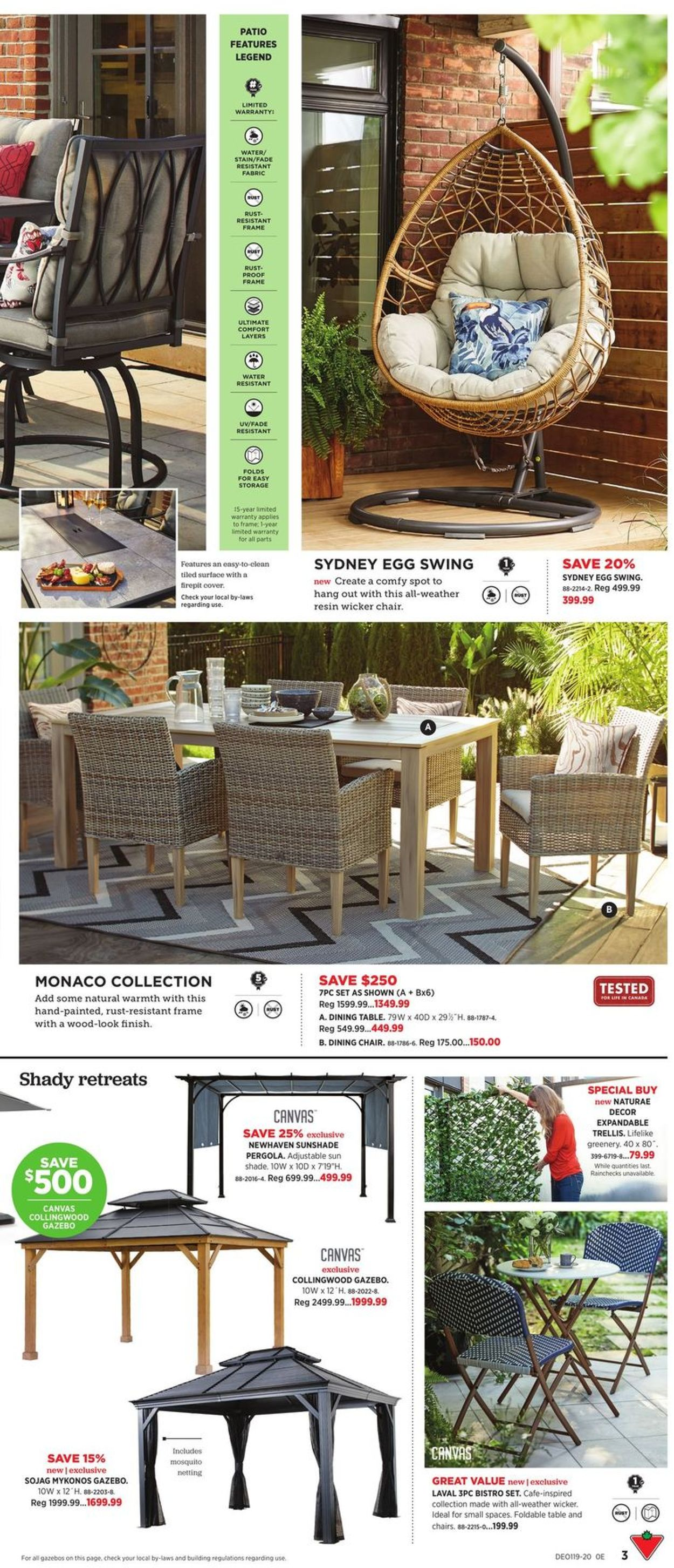 Canadian Tire Flyer - 05/01-05/21/2020 (Page 3)