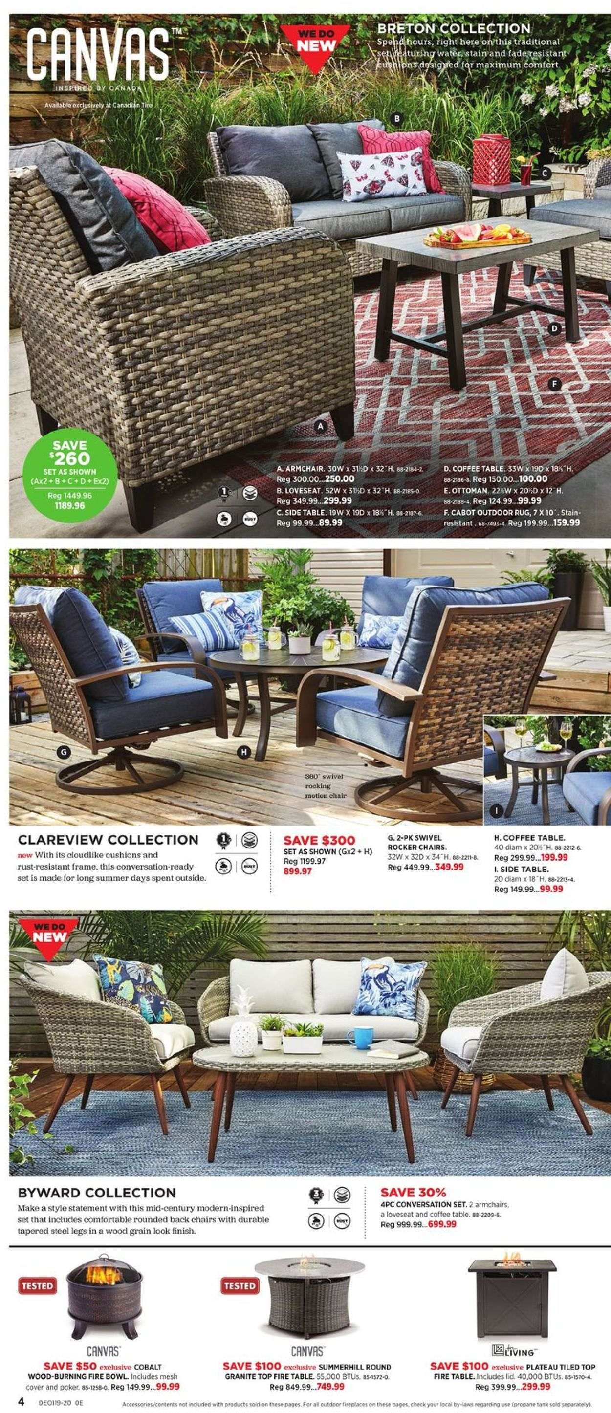 Canadian Tire Flyer - 05/01-05/21/2020 (Page 4)
