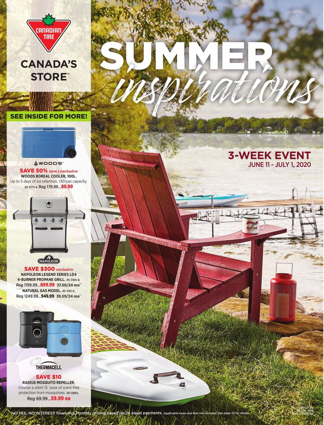 Canadian Tire Flyer - 06/12-07/01/2020