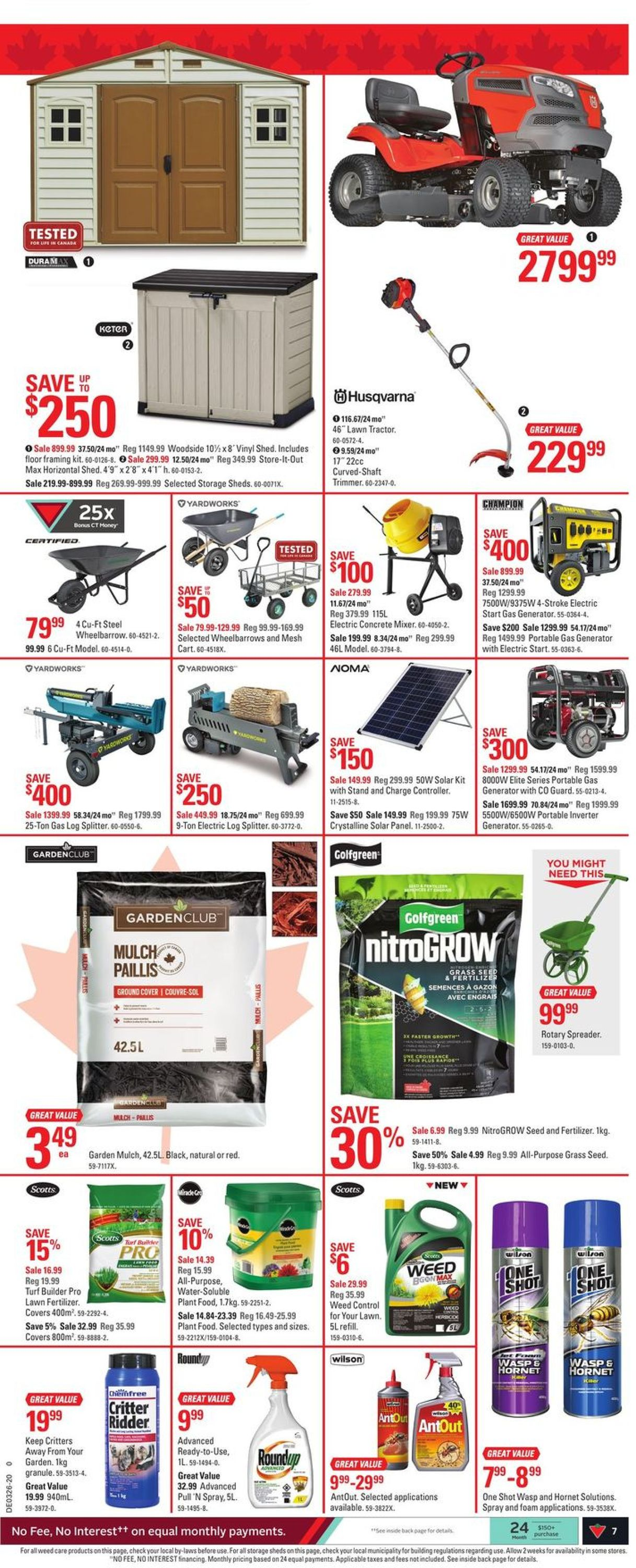 Canadian Tire Flyer - 06/18-06/24/2020 (Page 11)